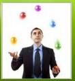 pixwords Žonglování